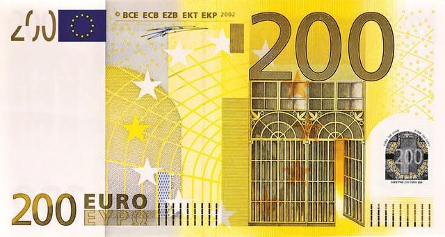 200 eur
