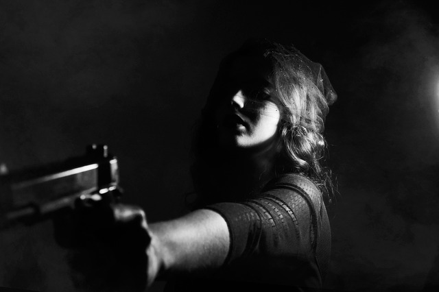 obrana ženy