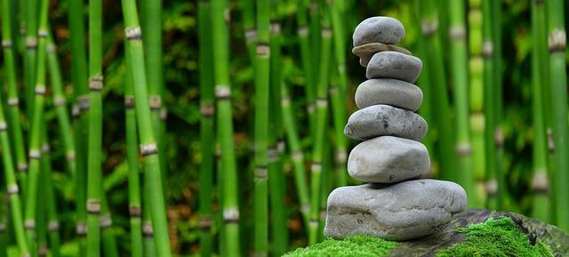 kameny v přírodě