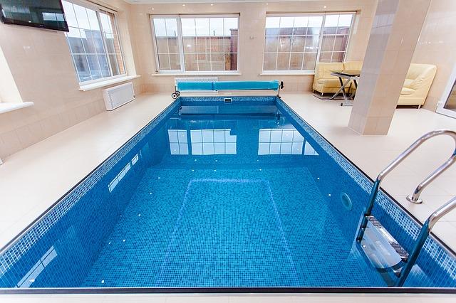 úzký bazén